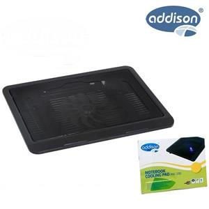"15"" Laptop Cooler Pad with 140mm Silent Fan, USB Power"