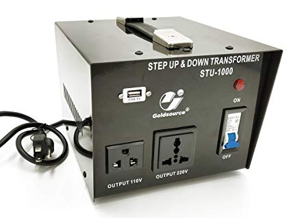 Goldsource 2000W Step UP/Down VoltageTransformer Converter