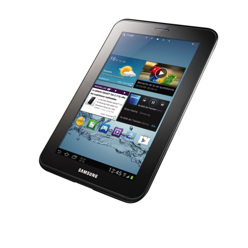 "Samsung 7.0"" Galaxy Tab 2 Tablet 8GB with WiFi"