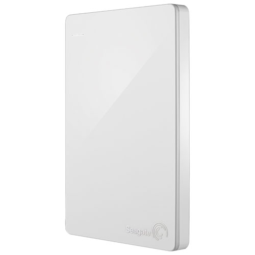 Seagate 2 TB Backup Plus Slim Portable Drive USB 3.0