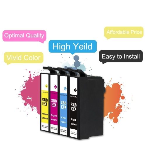 Epson 288XL High Yield Compatible Ink Cartridge (Each)