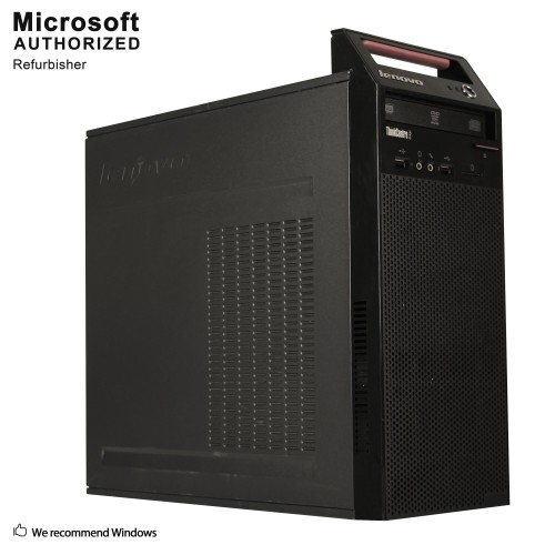 Lenovo ThinkCenter Edge 72 Tower PC Intel i5-3220 4G Ram 500G HD