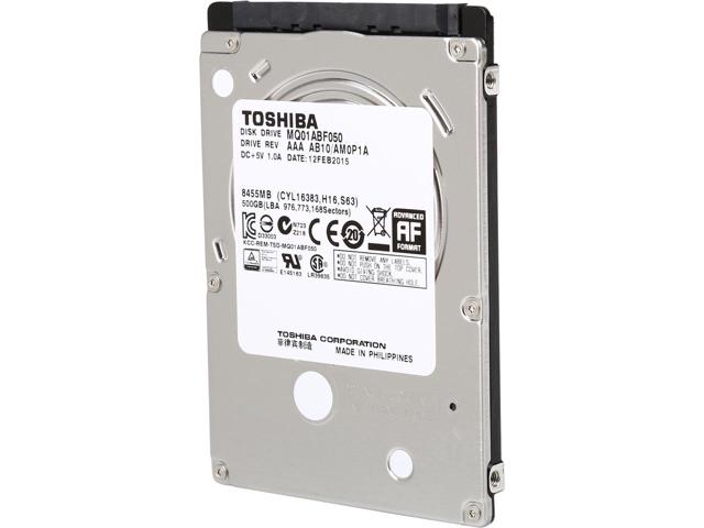 "2.5"" Notebook SATA Hard Disk"