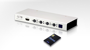 HDMI Switch 4-Port (4 in 1 out) ATEN VS481