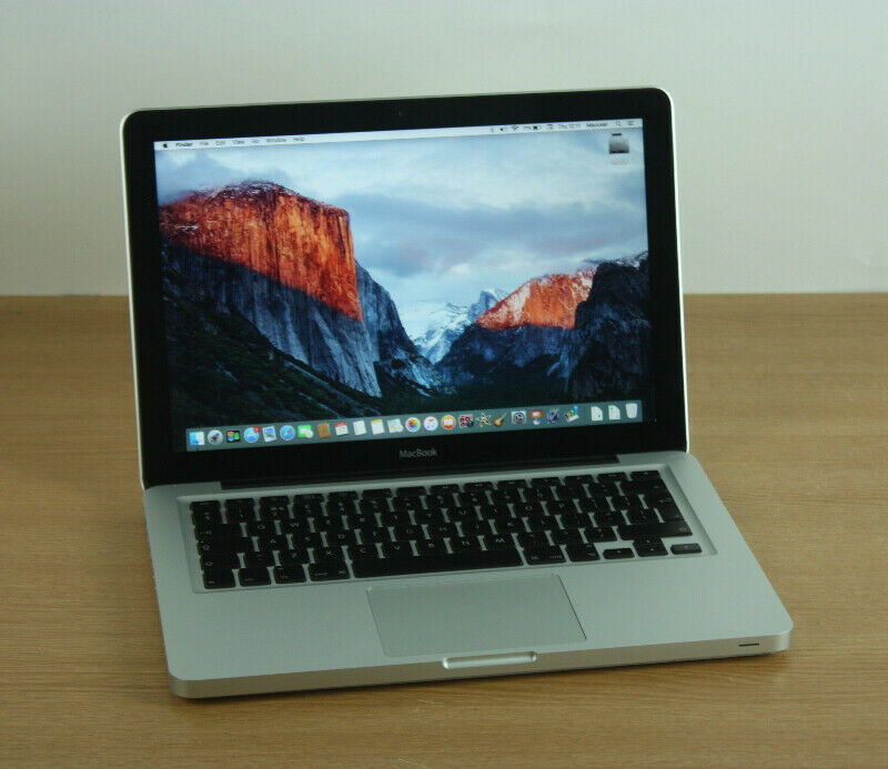 "13.3"" Apple MacBook 2008 Intel Core2 Duo 2.0G 4G 250G OSX 10.11"