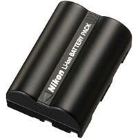 Nikon EN-EL3a Li-ion 7.4V 1500mAh Battery (Used Like New)