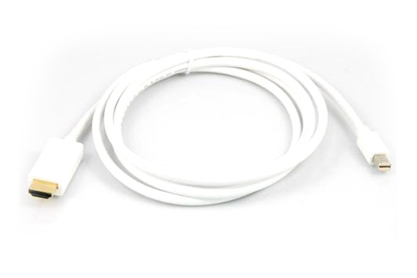 Mini DisplayPort to HDMI Cable 6'