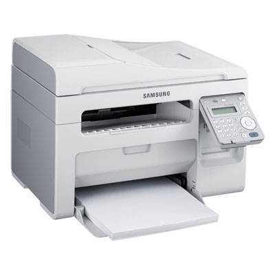 Samsung SCX-3405FW Multifunction Monochrome Laser Printer
