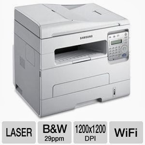Samsung SCX-4729FW Multifunction Monochrome Laser Printer