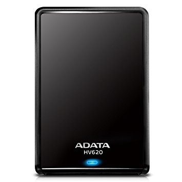 Adata 1 TB External Portable Hard Drive USB 3.0 HV620 - Click Image to Close