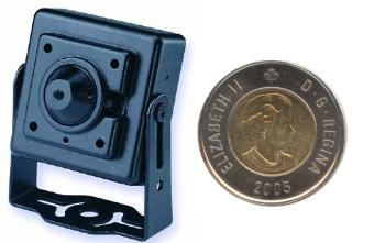 Mini Pinhole CCD Hiden Camera with Mic CAM-805