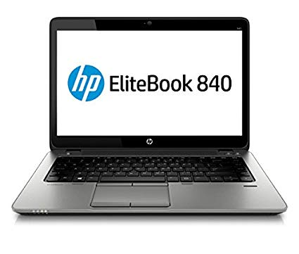 HP Elitebook 840 14 in Intel i5-4300U 8G 500G Webcam Win 10 Pro