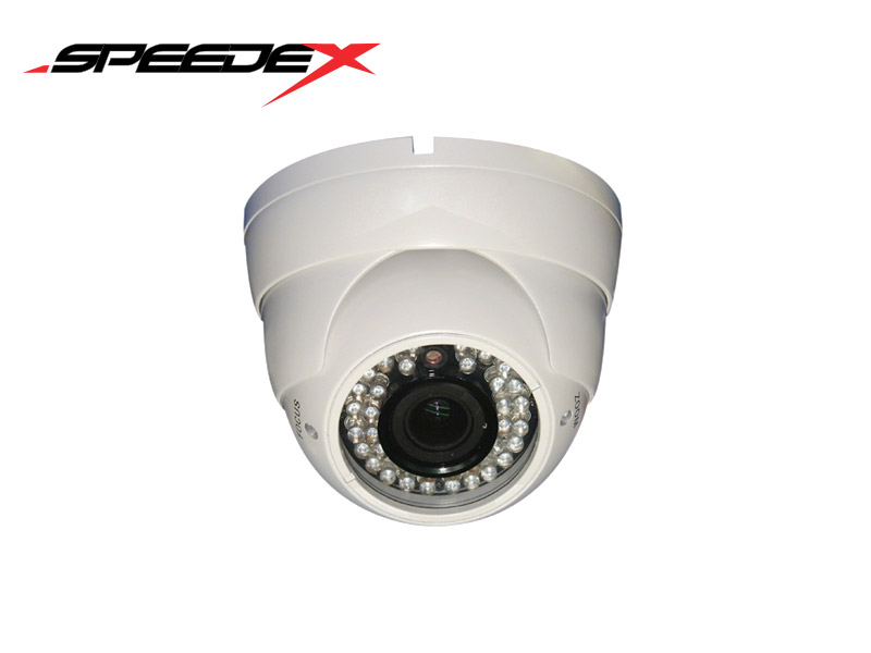 Speedex 9320H 1080P AHD Varifocal Turret Camera