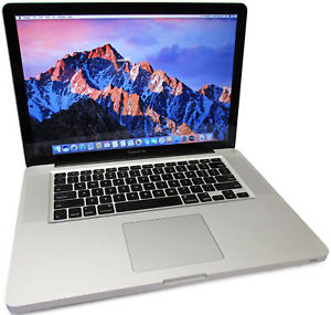 "15.4"" Apple MacBook Pro Intel Core i7 2.0G 4G 500G OSX 10.13.3"