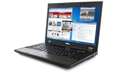 "15.6"" Dell Latitude E5510 Laptop Intel i5-M560 4G 160G Win 10"