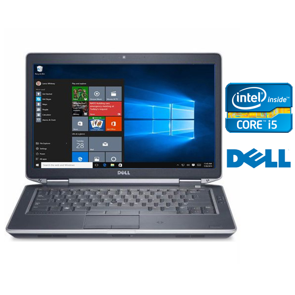 "14.1"" Dell Latitude E6420 Intel i5 2.5 4G 320G W7P Webcam HDMI"