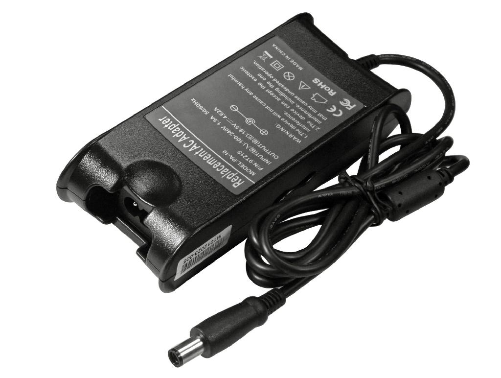 For Dell 19.5V 4.62A (90W) 7.4mm X 5.0mm Power Adapter PA-10