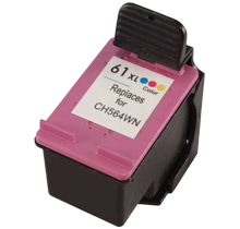 HP 61XL Color Remanufacture Ink Cartridge (High Yield)
