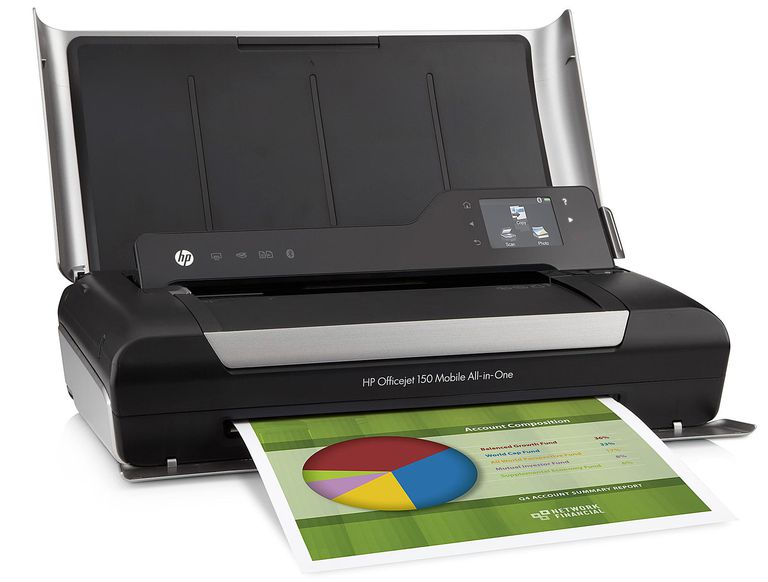 HP Officejet 150 Mobile All-in-One Inkjet Printer / Copy / Print