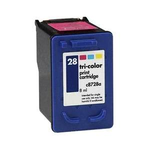 HP 28 Color Remanufactured Inkjet Print Cartridge