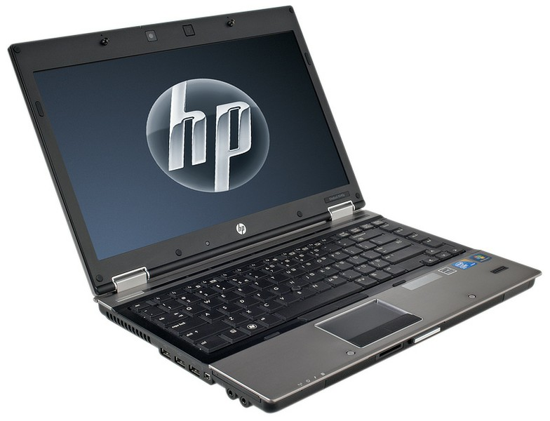 "14"" HP EliteBook 8440p Intel i5 2.4G 4G 250G DVD WiFi Win 7 Pro"