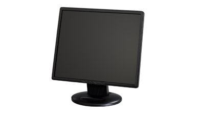 "19"" Used LCD Monitor DVI / VGA (Assorted Brands)"