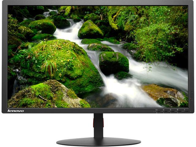 "24"" Lenovo ThinkVision T2454p LED Monitor with HDMI, VGA, DP"