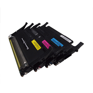 Samsung CLT-407 Color Compatible New Toner Cartridge (Each)
