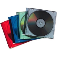 CD / DVD Jewel Cases