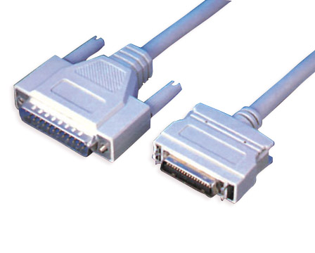 DB25M - HPCN36M Printer Cable 6' (For HP 1100 Laser Printer)