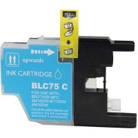 Compatible Ink for Brother LC71 / LC75 Cyan