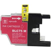 Compatible Ink for Brother LC71 / LC75 Magenta
