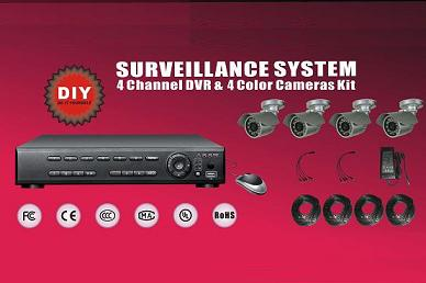 DVR Package