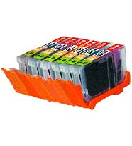 Canon CLI-8 Compatible Ink Cartridge (Each Color)