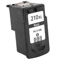 Canon PG-210XL High Yeild Black Remanufactured Ink Cartridge