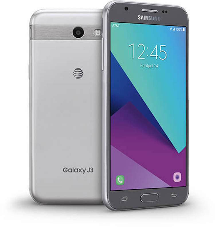 "Samsung Galaxy J3 Prime Unlocked Smart Phone 5"" 1.5 GB Ram 16G"