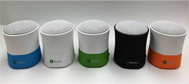 iBucks Bluetooth Speaker