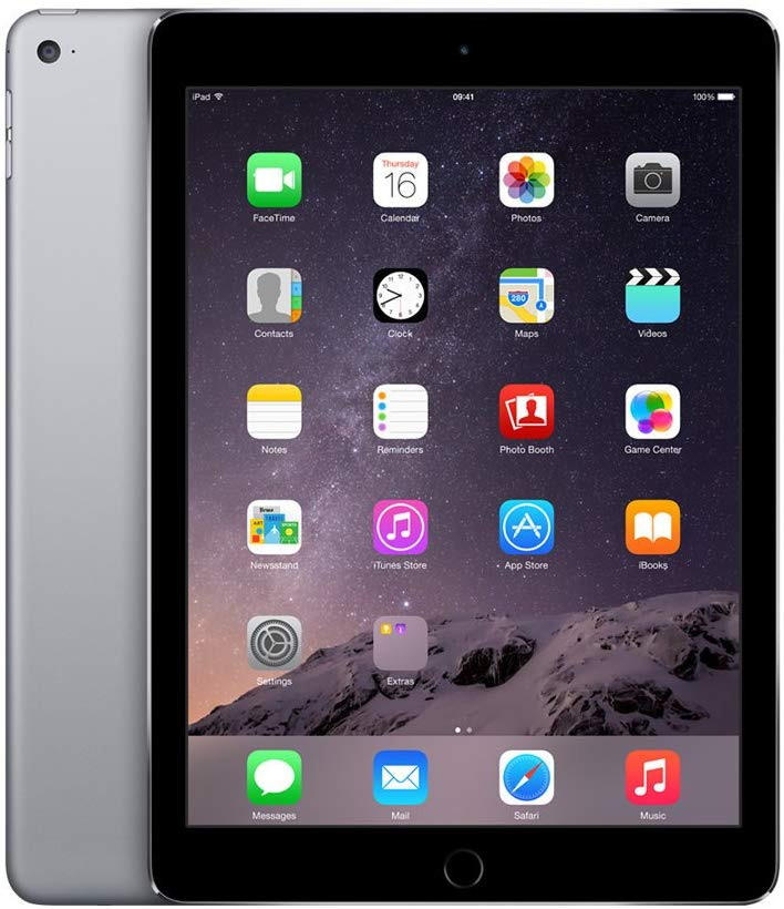 "Apple 9.7"" iPad Air 2 Tablet 2G Ram, 16G Storage MDM Bypass"