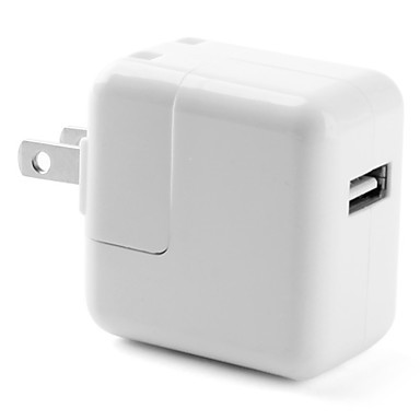 10W USB Power Adapter for Tablets