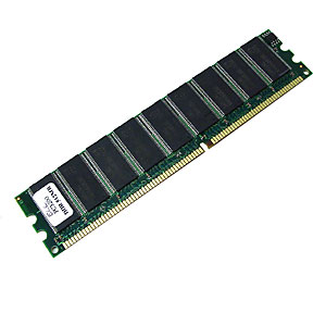 1 GB DDR 333 Mhz PC2700 Desktop Memory (184 Pin)