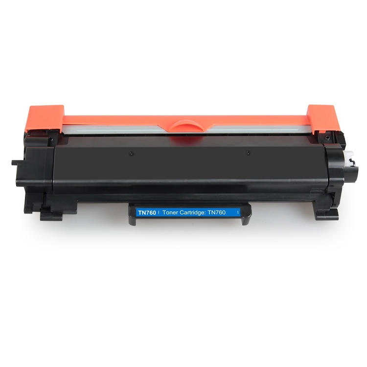 Brother TN760 Compatible New Laser Toner (With New Chip)
