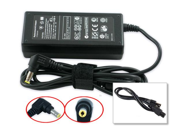 For Toshiba 19V 3.95A (75W) 5.5mm X 2.5mm Power Adapter