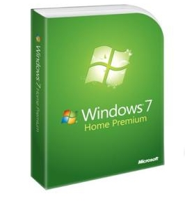 Microsoft Windows 7 Home Premium 64-Bit (OEM)